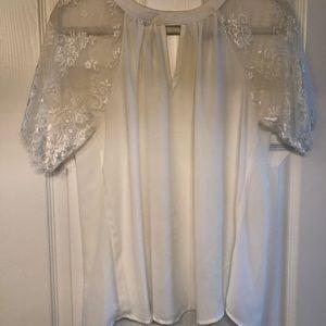 Papermoon White Blouse
